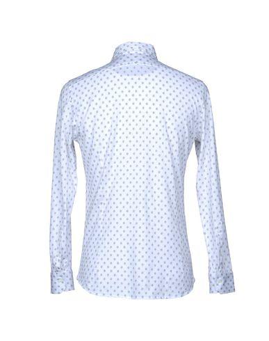 Фото 2 - Pубашка от DRUMOHR белого цвета