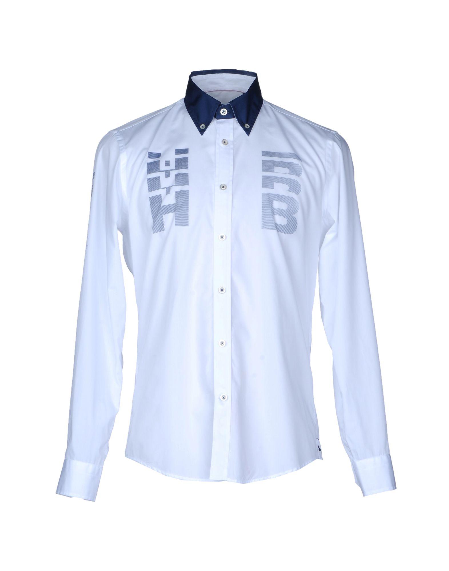 ФОТО harmont&blaine pубашка