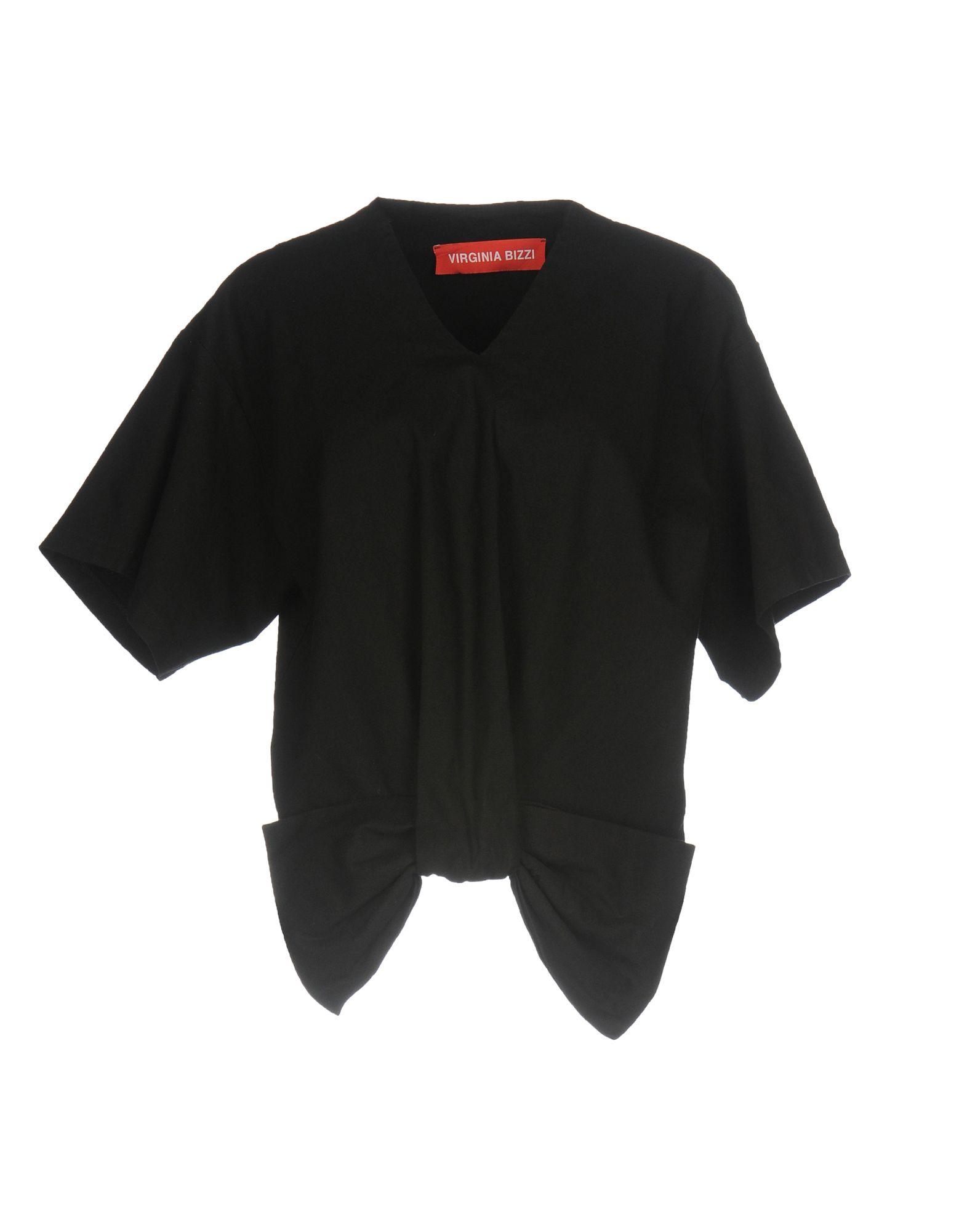 VIRGINIA BIZZI Блузка цена и фото