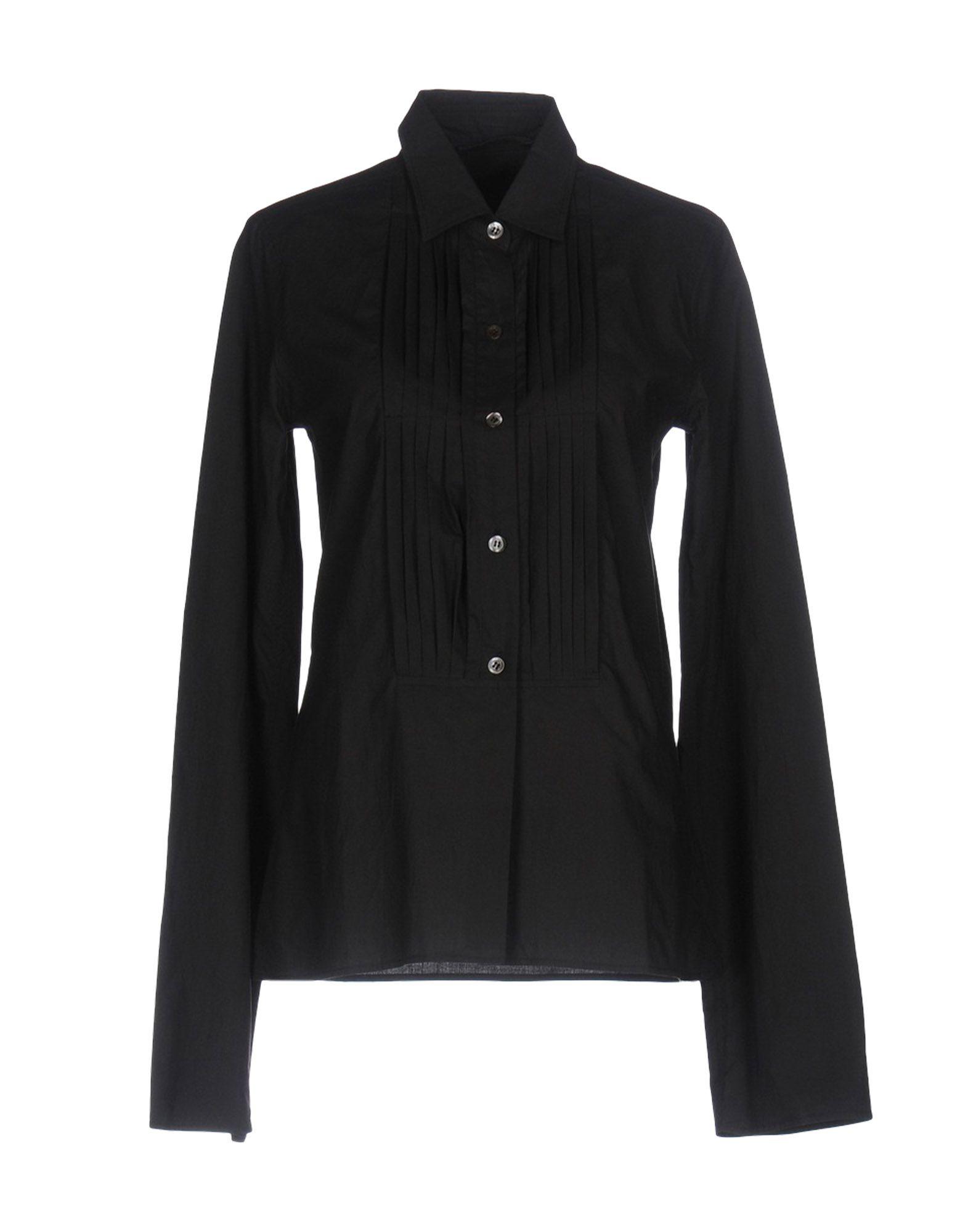 レディース SOFIE D'HOORE シャツ ブラック