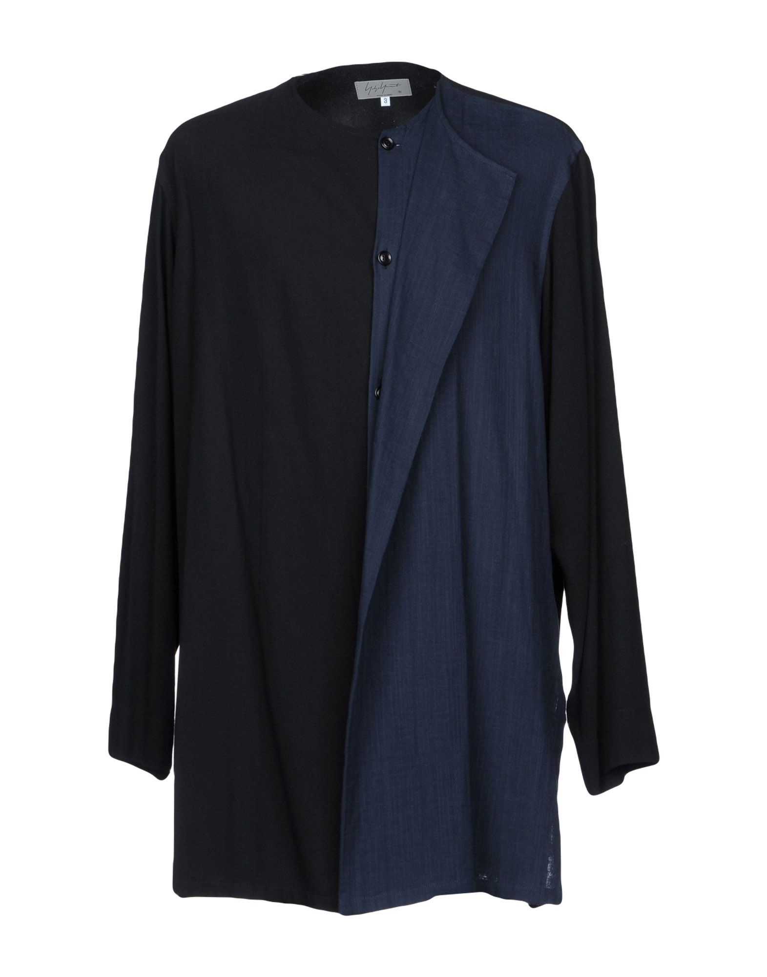 купить YOHJI YAMAMOTO POUR HOMME Pубашка по цене 85000 рублей