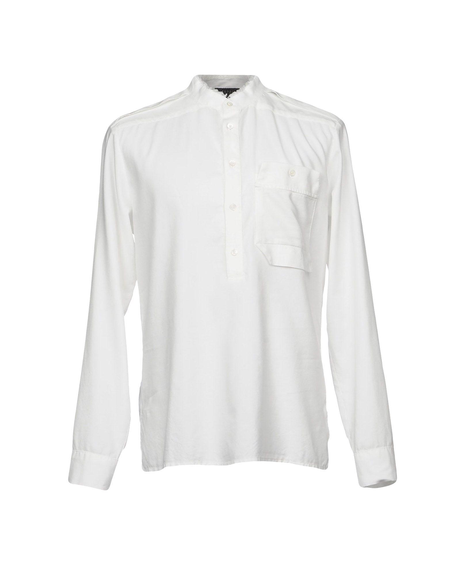 где купить  OVERCOME Pубашка  по лучшей цене