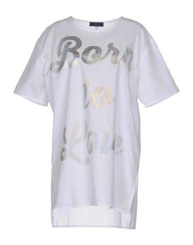 Фото - Женскую блузку TWIN-SET JEANS белого цвета