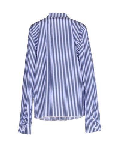 Фото 2 - Pубашка от RTA синего цвета