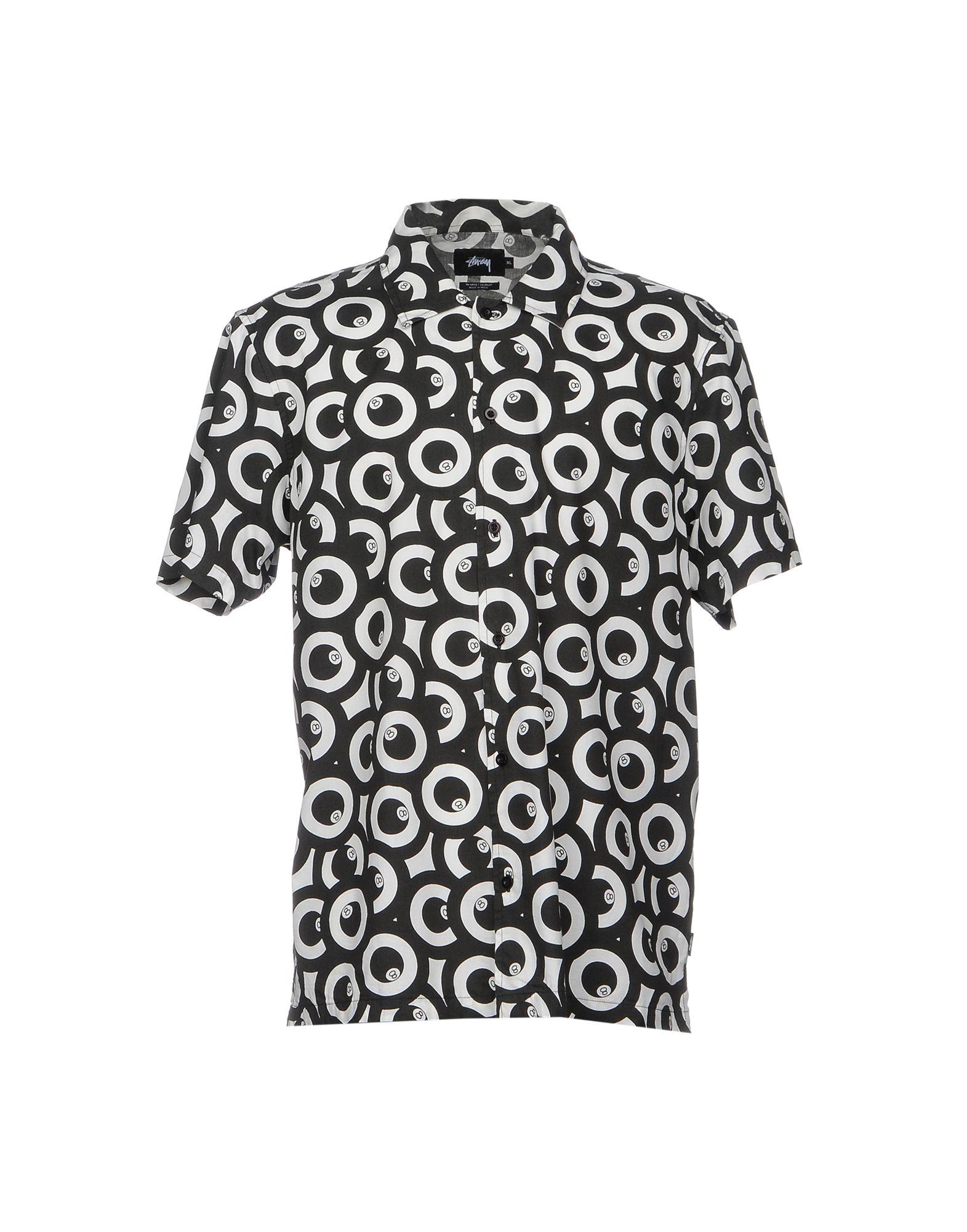 STUSSY Pубашка цена 2017