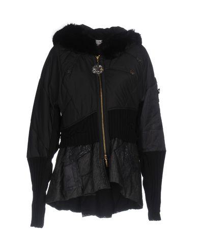 Фото - Женскую куртку DANIELA DALLA VALLE ELISA CAVALETTI черного цвета