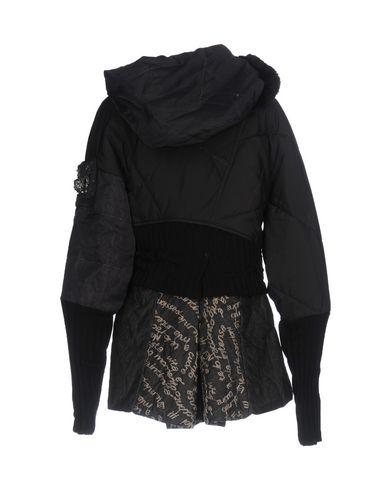 Фото 2 - Женскую куртку DANIELA DALLA VALLE ELISA CAVALETTI черного цвета