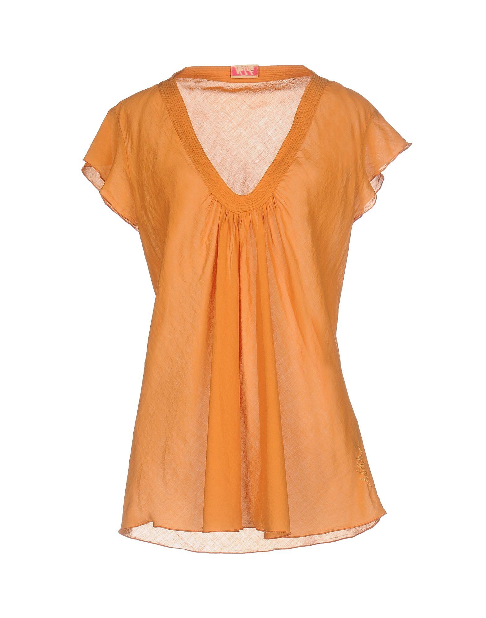 bluse orange damen preisvergleich die besten angebote online kaufen. Black Bedroom Furniture Sets. Home Design Ideas