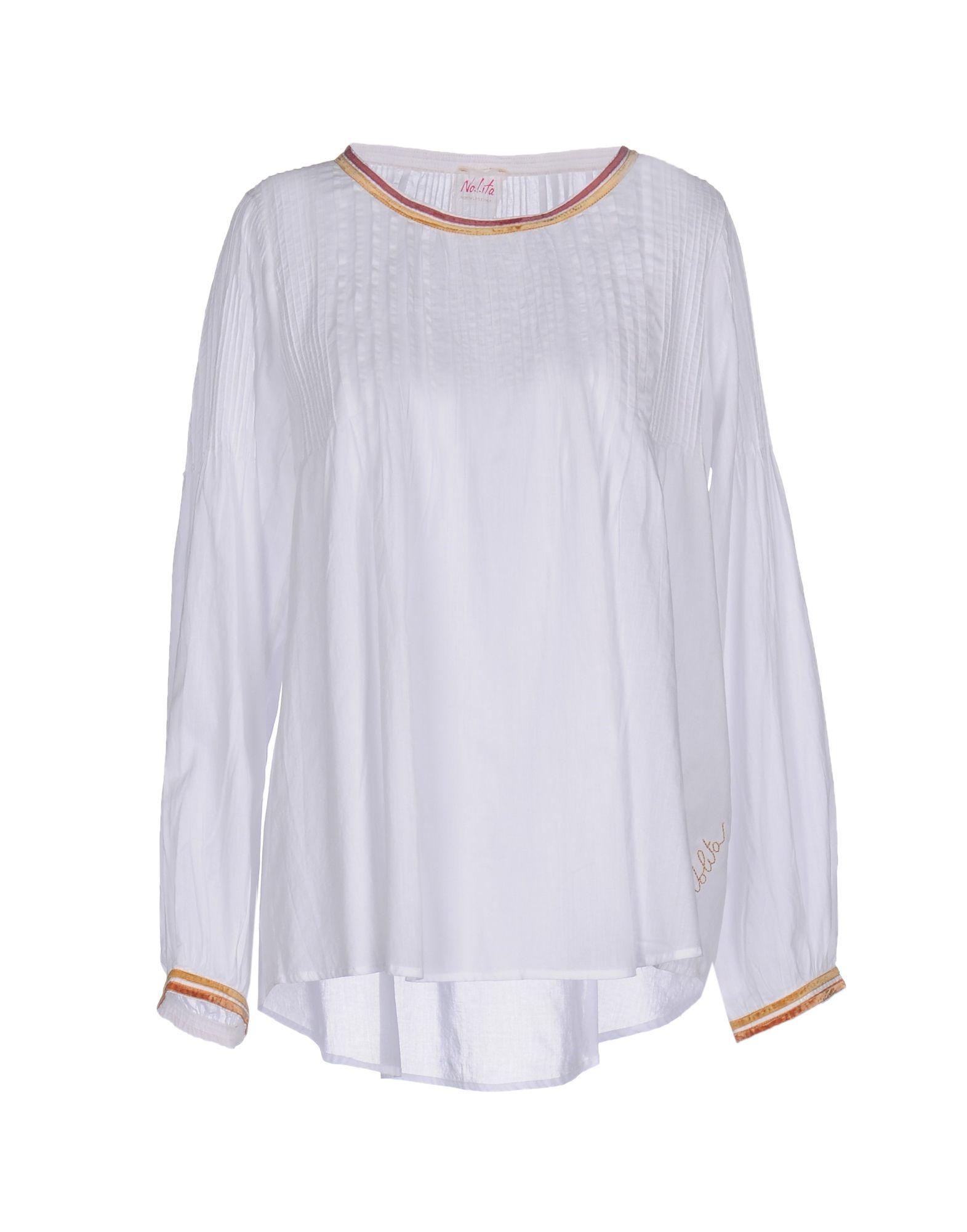 ФОТО nolita блузка