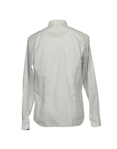 Фото 2 - Pубашка от AGLINI белого цвета