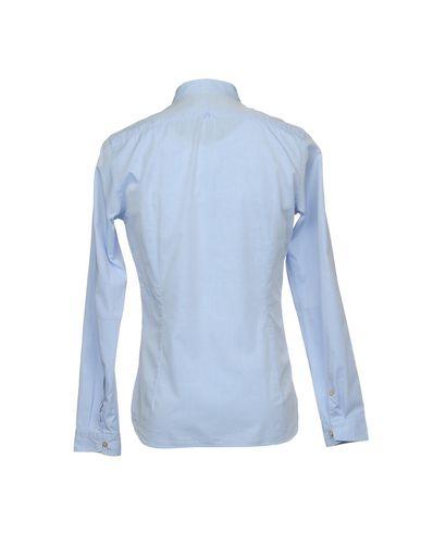 Фото 2 - Pубашка от DNL небесно-голубого цвета