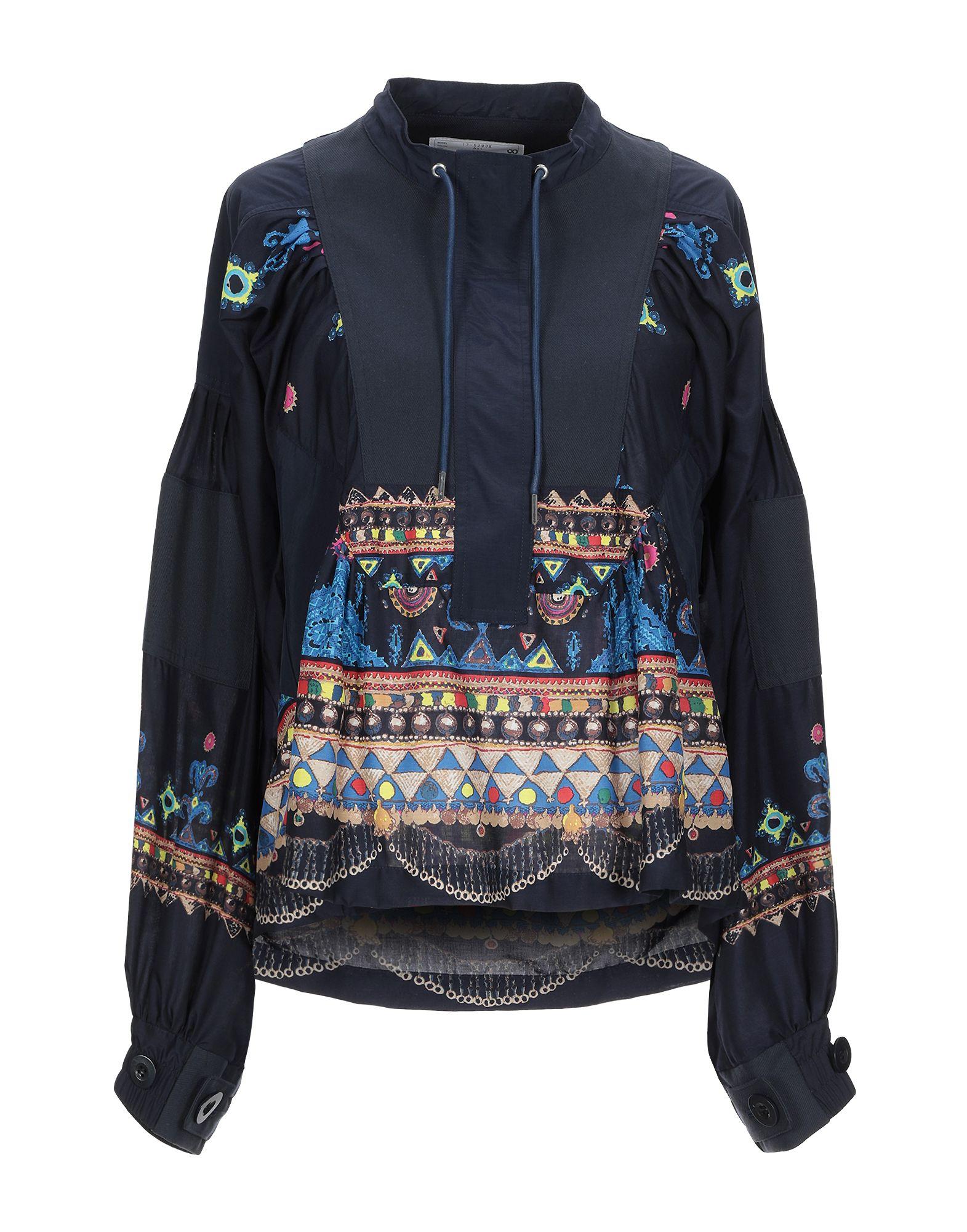 купить SACAI Блузка по цене 67000 рублей