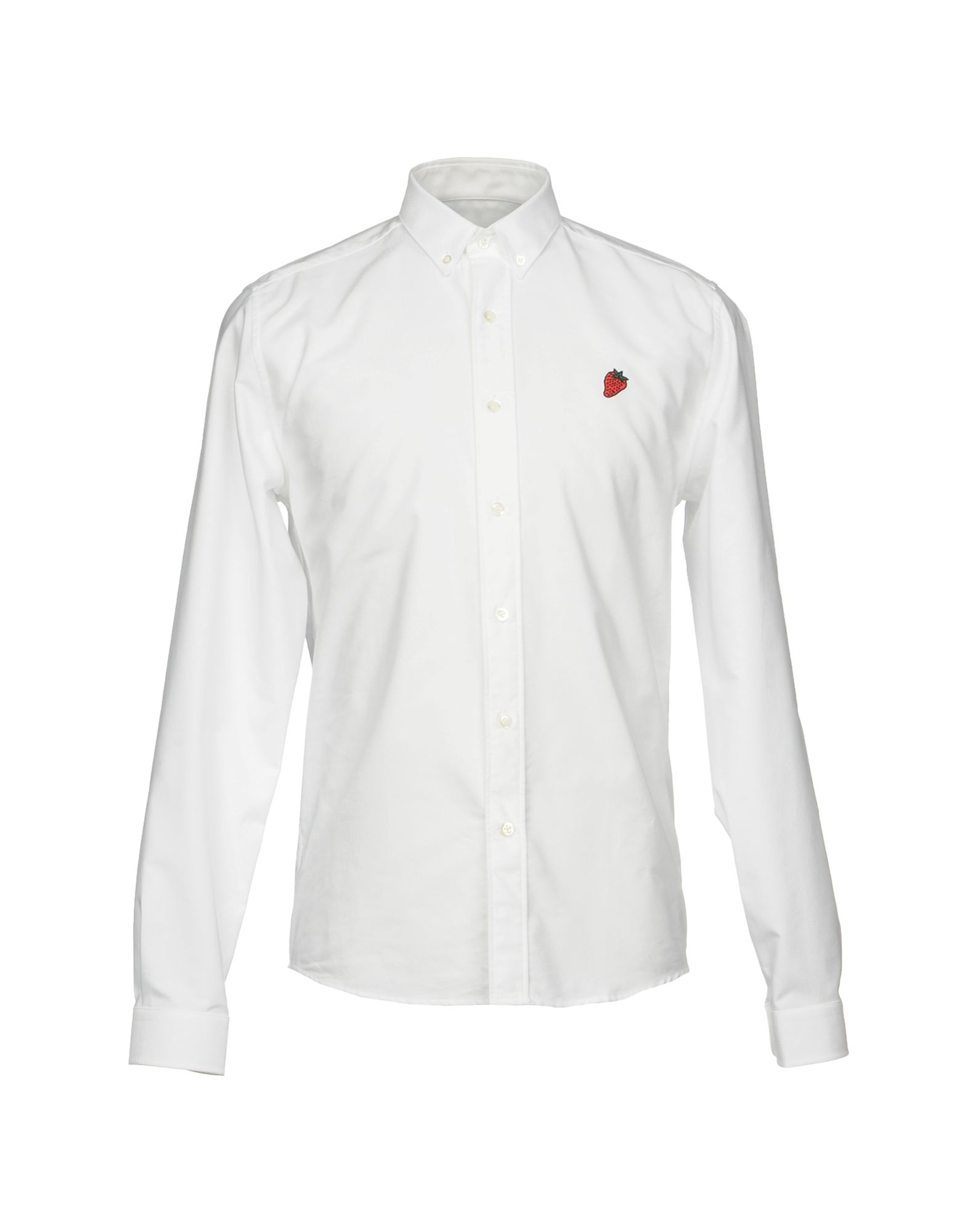 где купить  AMI ALEXANDRE MATTIUSSI Pубашка  по лучшей цене