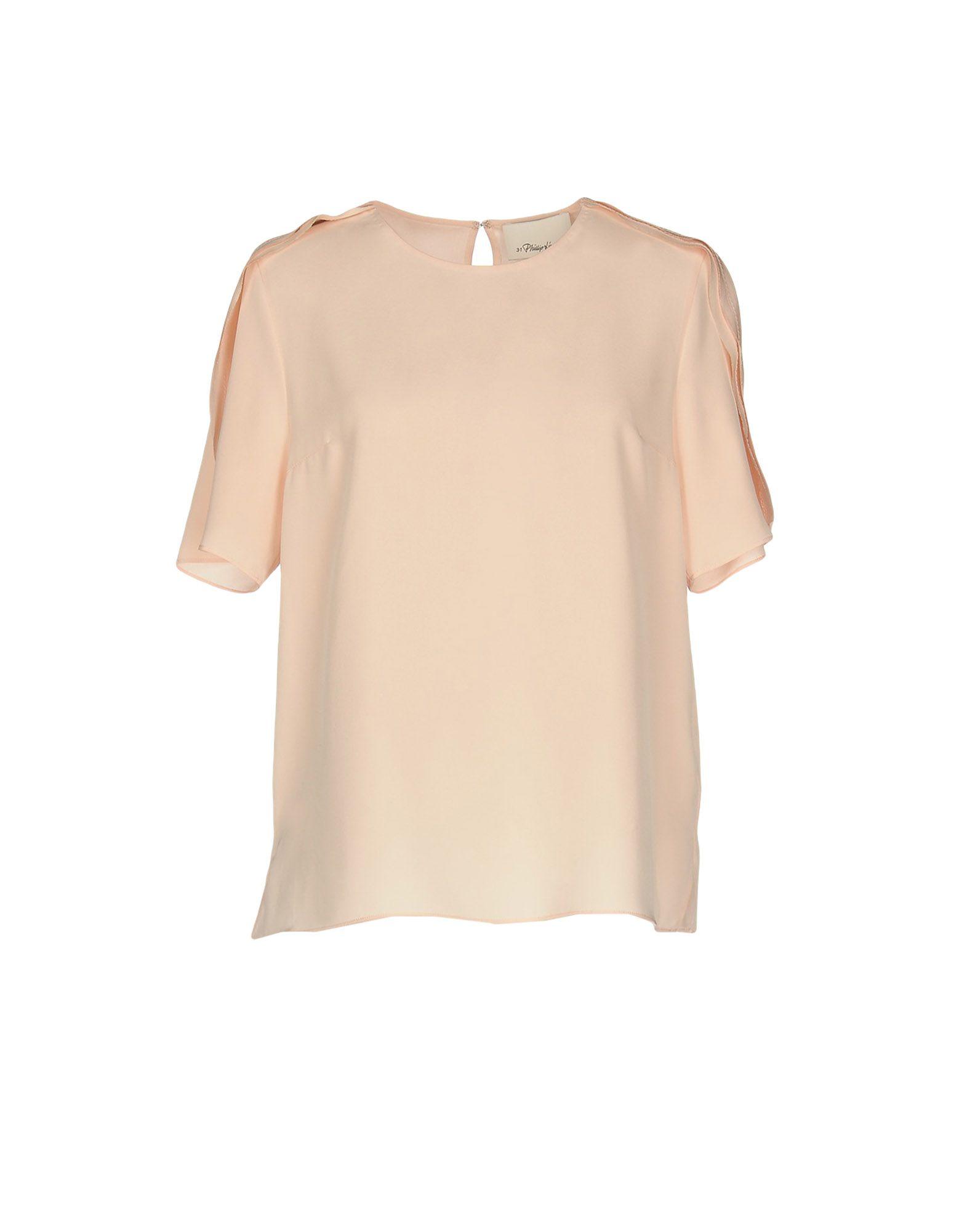 где купить  3.1 PHILLIP LIM Блузка  по лучшей цене
