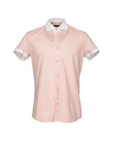 ALESSANDRO DELL'ACQUA メンズ シャツ ピンク 39 コットン 100%
