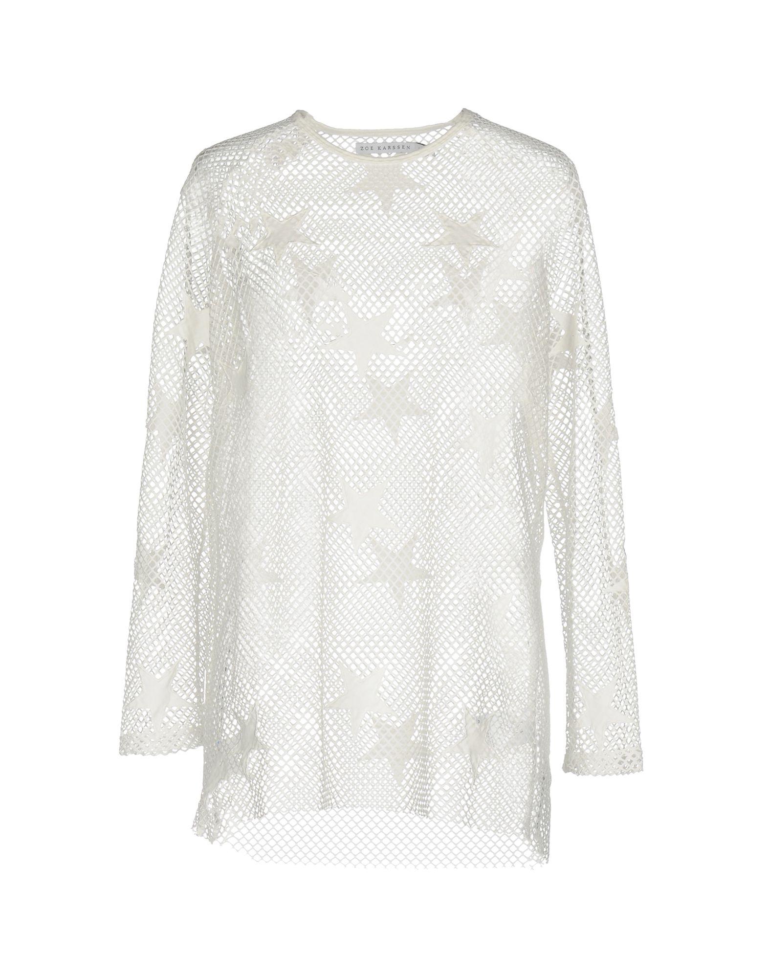 ZOE KARSSEN Блузка полотенце для хамама zoe quelle quelle 523811