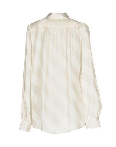 Фото 2 - Pубашка от NINEMINUTES белого цвета