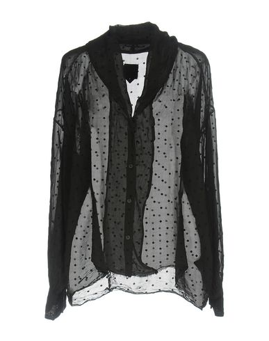 Фото - Pубашка от RTA черного цвета
