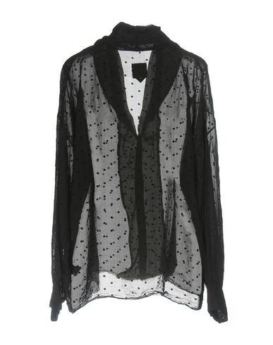 Фото 2 - Pубашка от RTA черного цвета