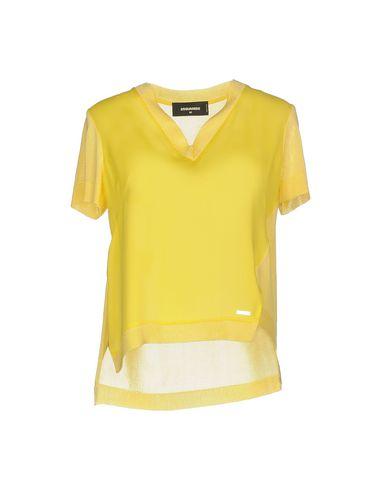 Фото - Женский свитер  желтого цвета