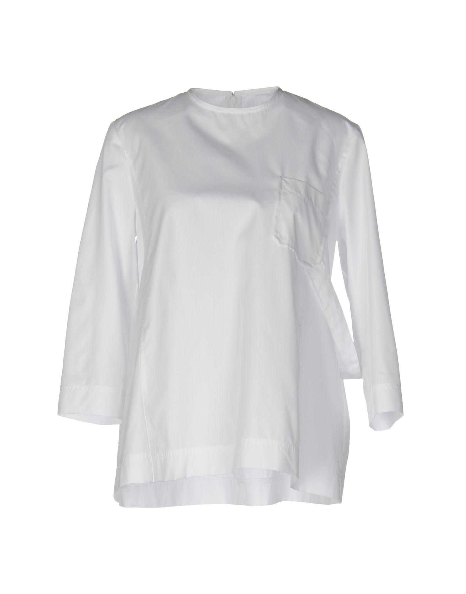купить MAISON MARGIELA Блузка по цене 25000 рублей