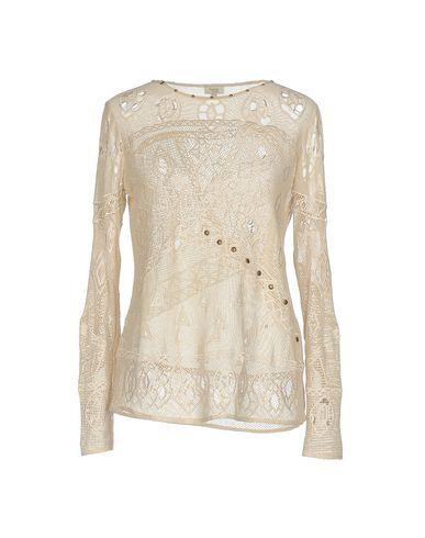 Фото - Женскую блузку INTROPIA бежевого цвета