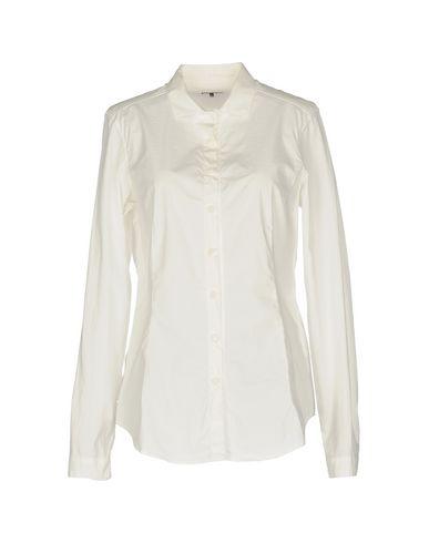 Купить Pубашка от MALÌPARMI белого цвета