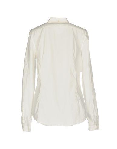 Фото 2 - Pубашка от MALÌPARMI белого цвета