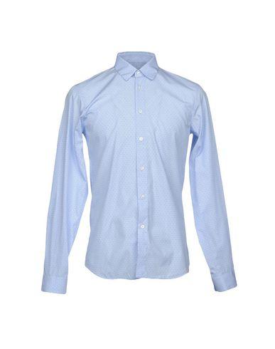 Купить Pубашка небесно-голубого цвета