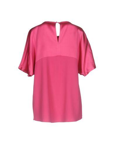 Фото 2 - Женскую блузку VDP COLLECTION цвета фуксия