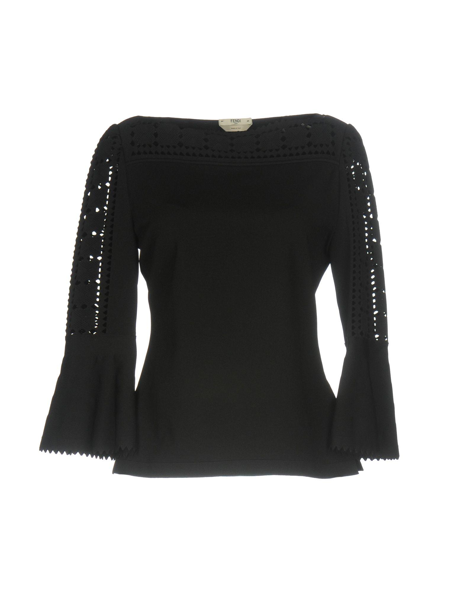 цена FENDI Блузка онлайн в 2017 году