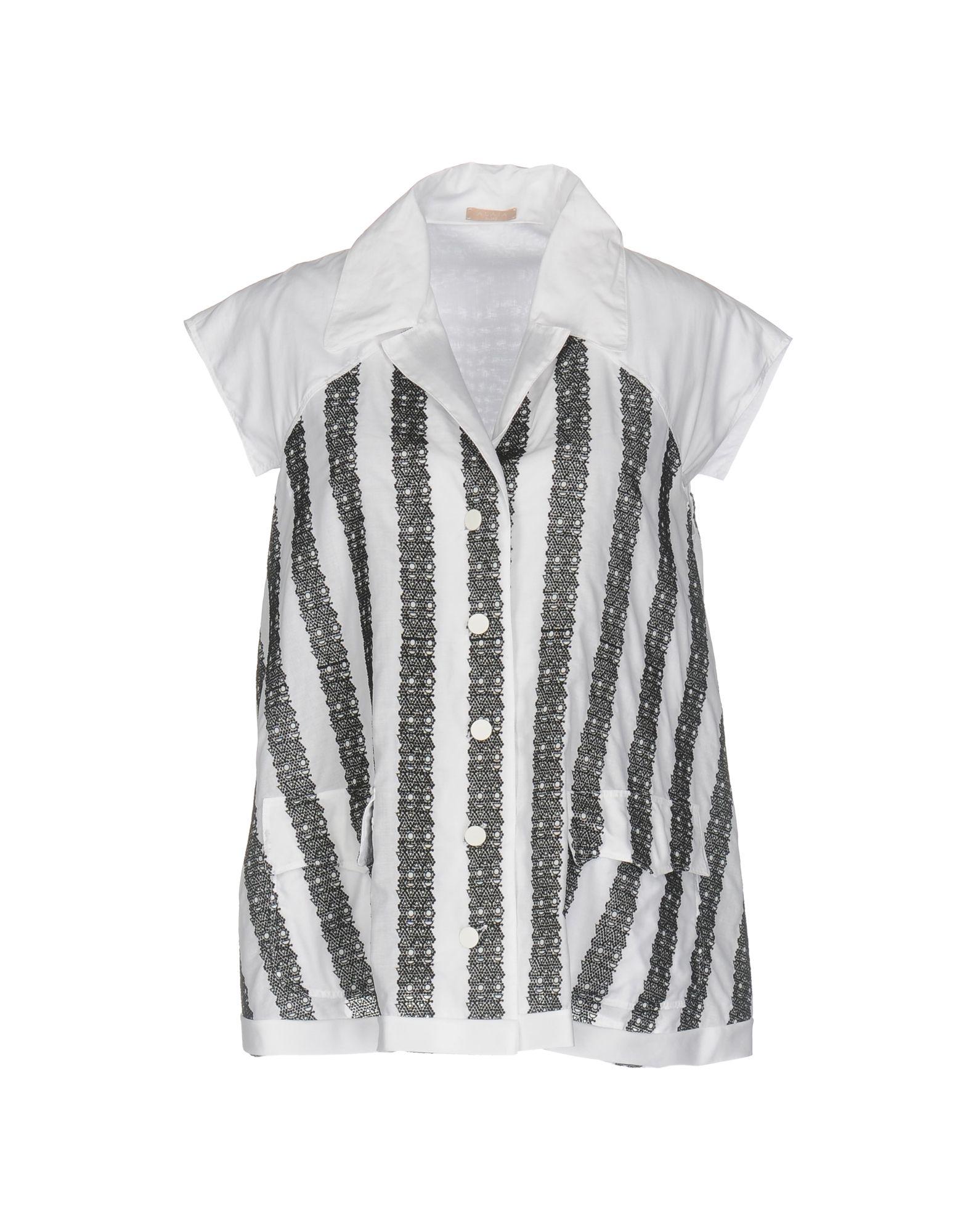 купить ALAÏA Pубашка дешево