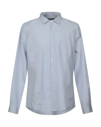 Фото - Pубашка от LIU •JO MAN небесно-голубого цвета