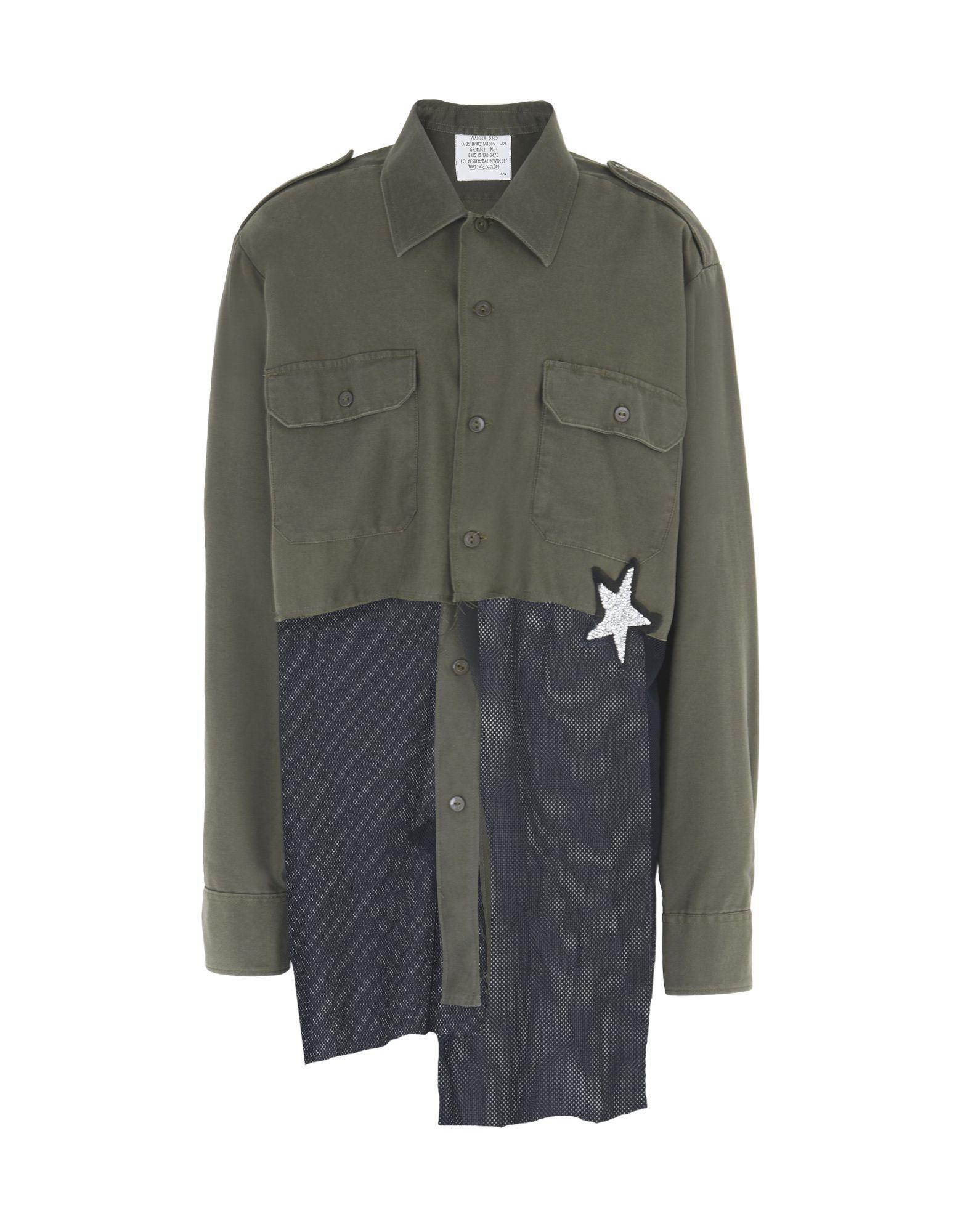 Фото - MPD BOX Pубашка mpd box куртка