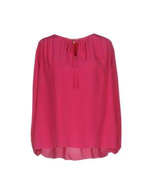 Reuthen Angebote VANESSA BRUNO Damen Bluse Farbe Fuchsia Größe 4