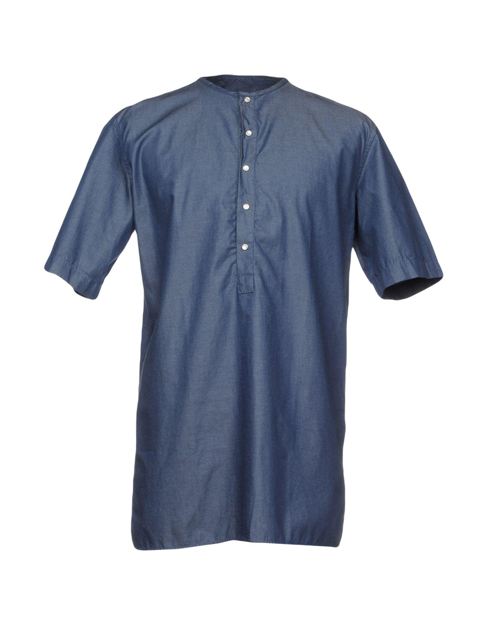ФОТО 26.7 twentysixseven Джинсовая рубашка