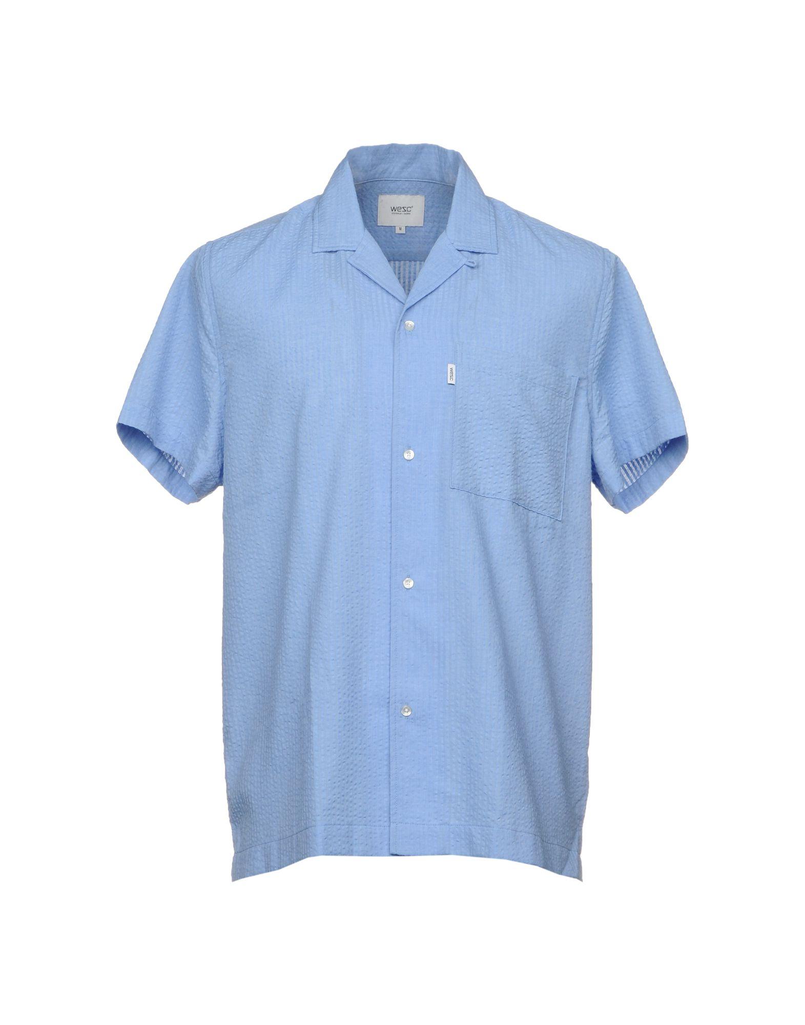 где купить WESC Pубашка по лучшей цене