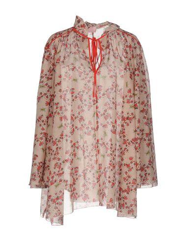 Фото - Женскую блузку  цвет телесный