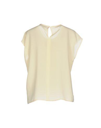 Фото 2 - Женскую блузку MOMONÍ цвет слоновая кость