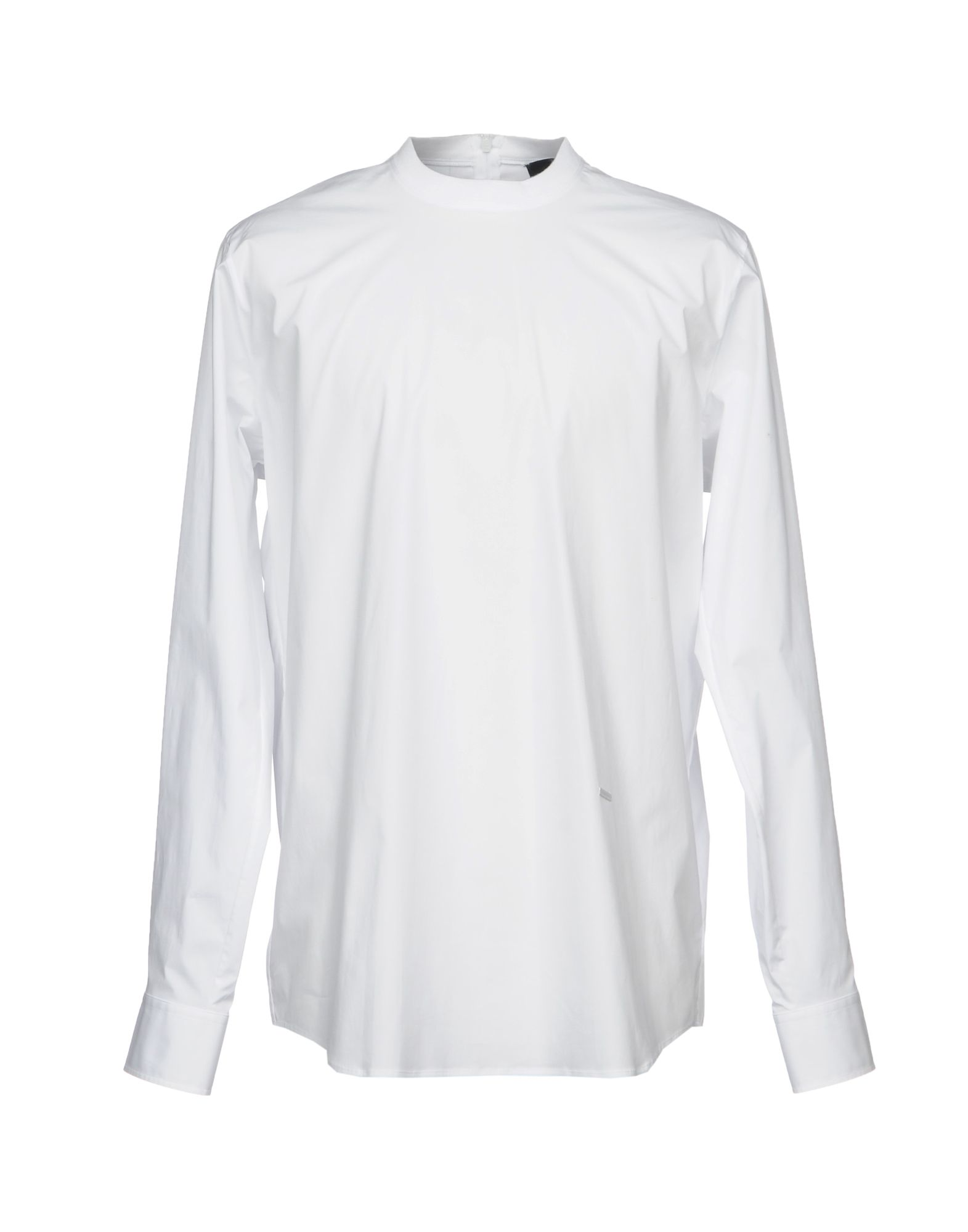 DSQUARED2 Herren Hemd Farbe Weiß Größe 4 - broschei