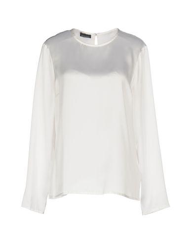 Купить Женскую блузку ERMANNO DI ERMANNO SCERVINO белого цвета