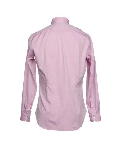 Фото 2 - Pубашка от TRUZZI розового цвета