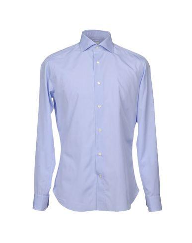 Купить Pубашка от TRUZZI синего цвета