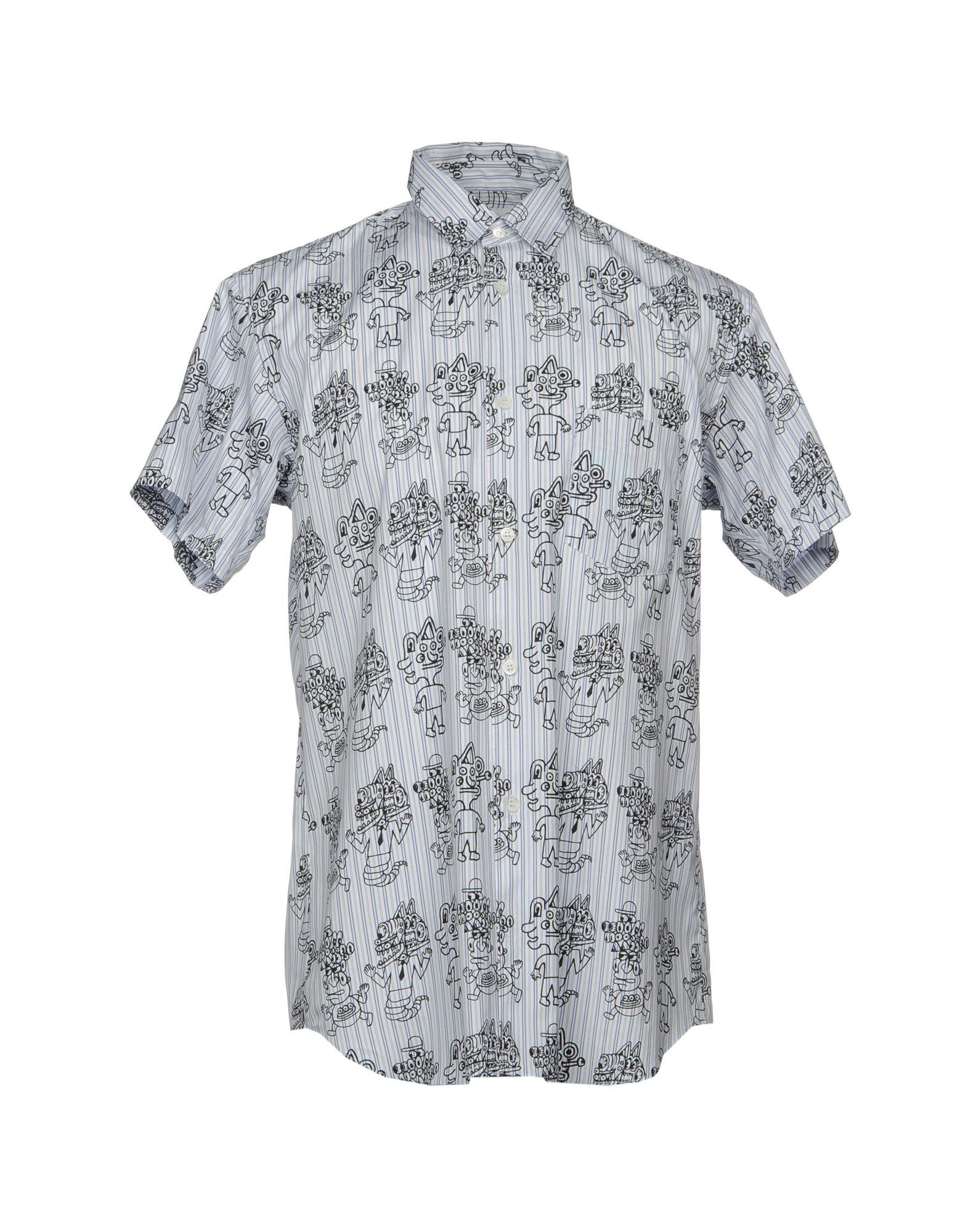 Фото - COMME des GARÇONS SHIRT Pубашка j shirt pубашка