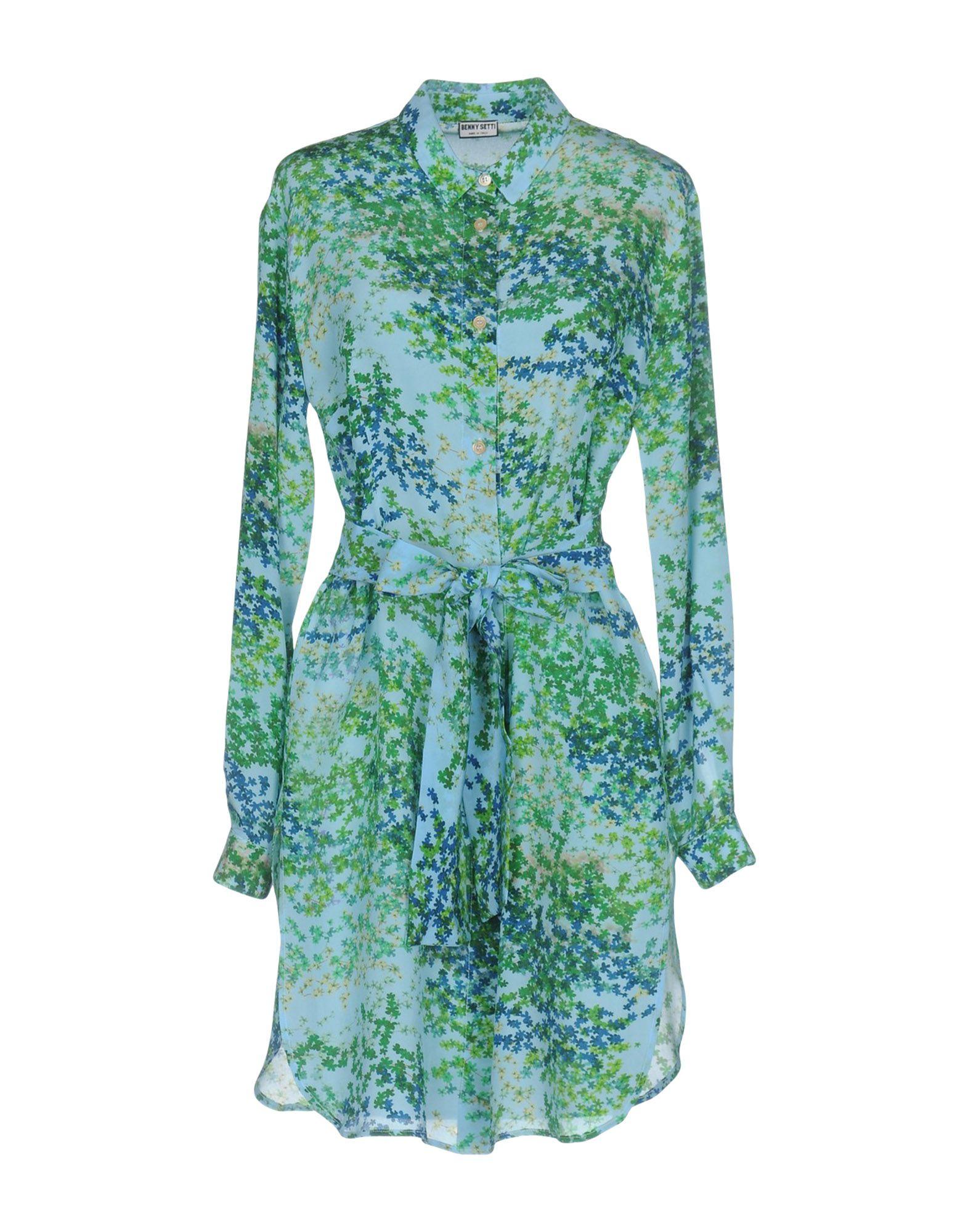 BENNY SETTI Платье длиной 3/4 abba abbabjorn ulvaeus benny andersson lycka