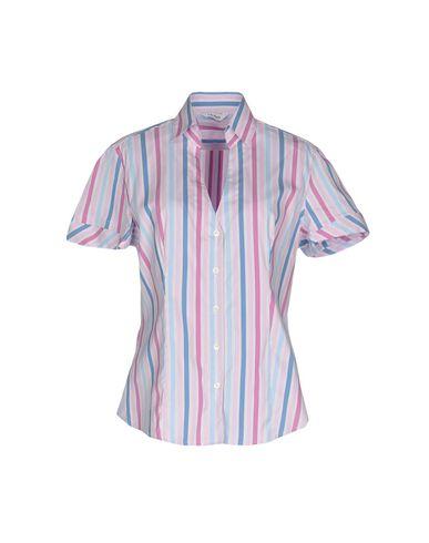 Фото - Pубашка розового цвета
