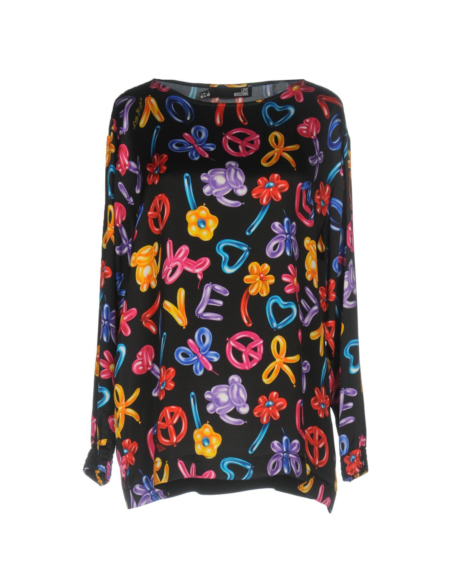 LOVE MOSCHINO Блузка пуловер love moschino пуловер