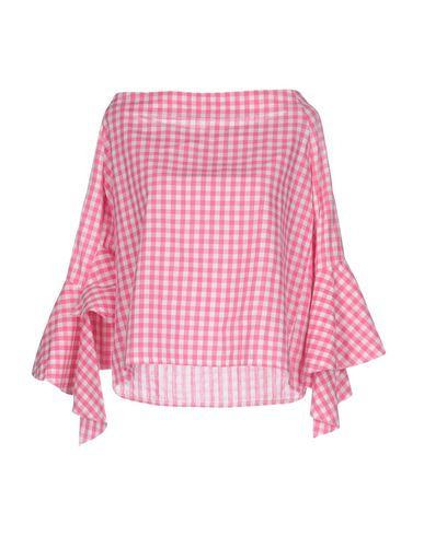 Фото - Женскую блузку TPN розового цвета
