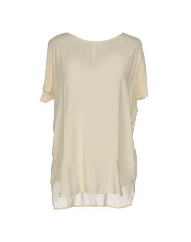 Фото - Женскую блузку MANILA GRACE DENIM бежевого цвета