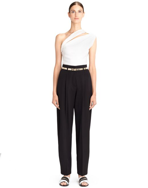 ASYMMETRICAL TOP - Lanvin